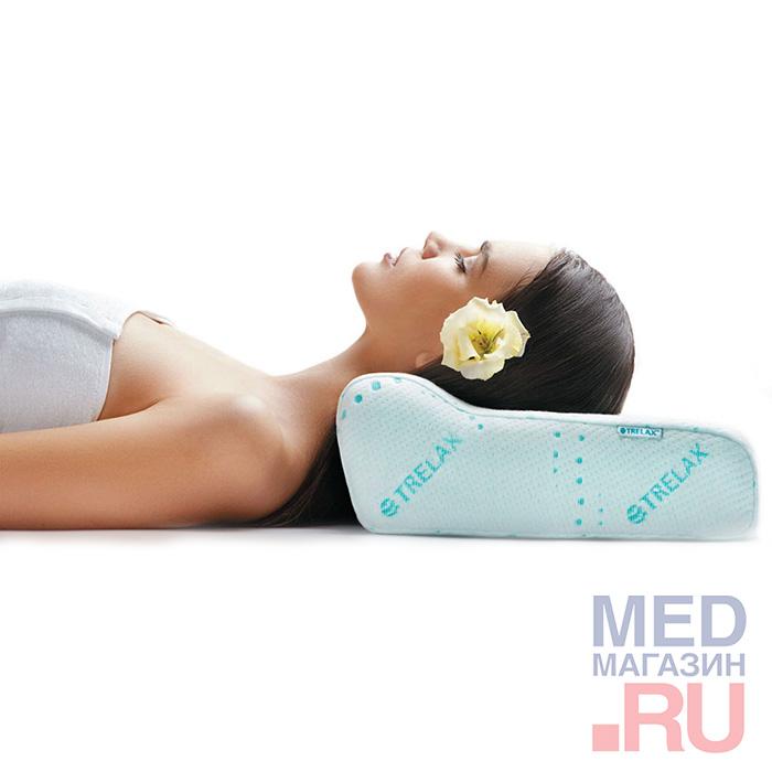 Купить П01 Подушка ортопедическая Trelax Optima, Россия