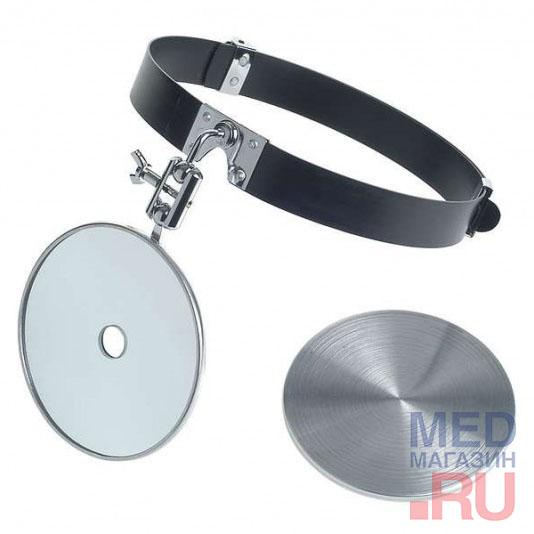 "Налобный рефлектор без крышки riester ""ziegler"", диаметр зеркала - 90 мм"