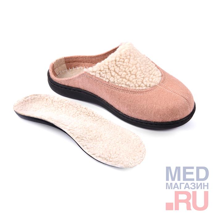 Купить LM-403.006 Обувь ортопедическая малосложная LUOMMA , Пудровый, Экотен, Россия