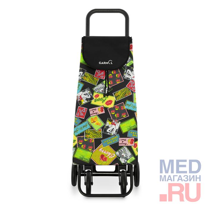 Купить Тележка с сумкой COMIC шасси G360, Garmol, Испания