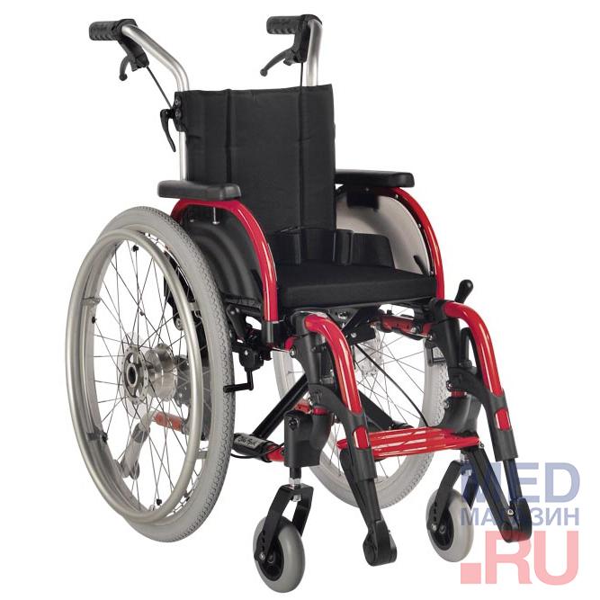 Кресло-коляска для детей Старт Юниор