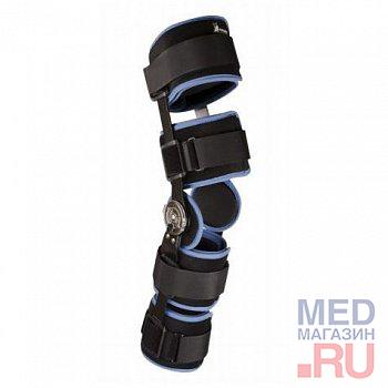 Купить Шарнирный коленный ортез открытый 2384 Ligaflex Post-OP Thuasne, Франция
