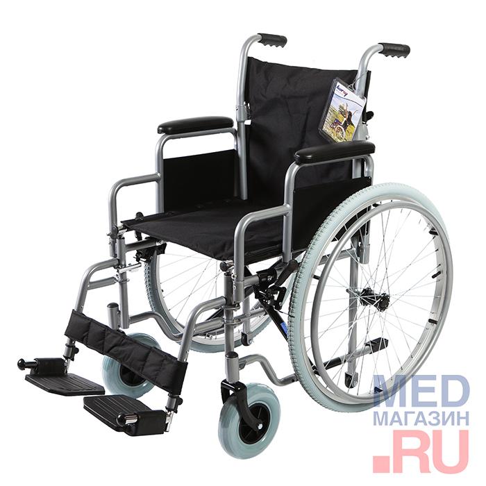 Инвалидная кресло-коляска Barry R1 фото