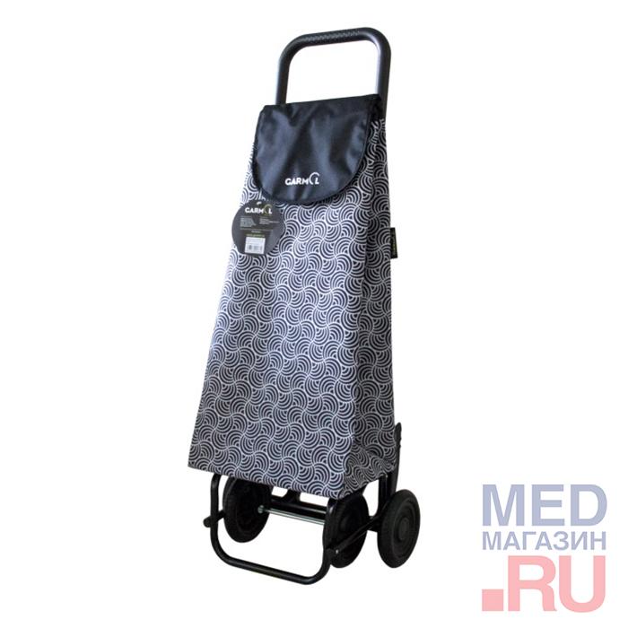 Купить Тележка с сумкой ESPIRAL шасси G4 (218G4 ESP), Garmol, Испания