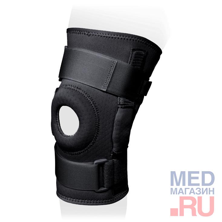 Бандаж на коленный сустав, разъем сзади KS-RP фото