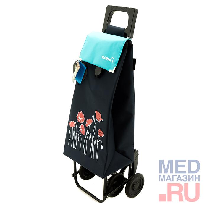 Тележка с сумкой 212 CT FW FLOWER POWER шасси CUATRE, Garmol, Испания  - купить со скидкой