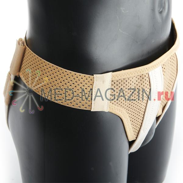 Купить Бандаж грыжевой паховый Ecoten ГПП-443 XL 96 – 112 см, Экотен, Россия