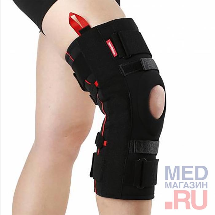 8359-7 Шарнирный коленный ортез Genu Direxa Stable Long фото