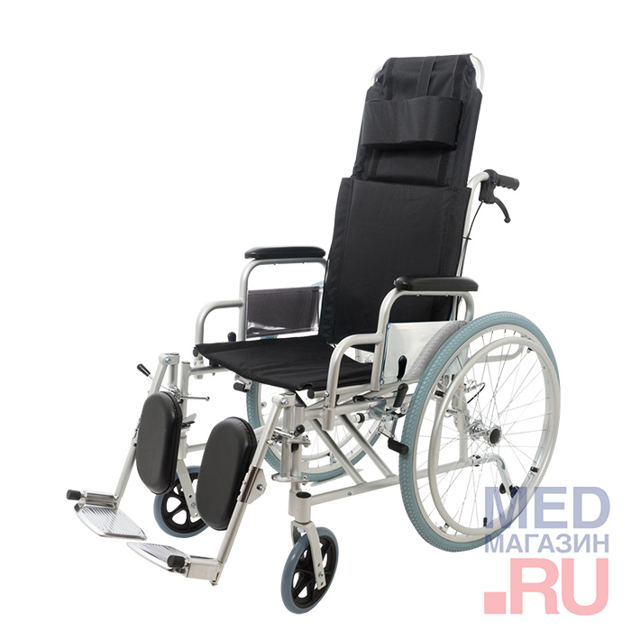 Кресло-коляска механическое Barry R6