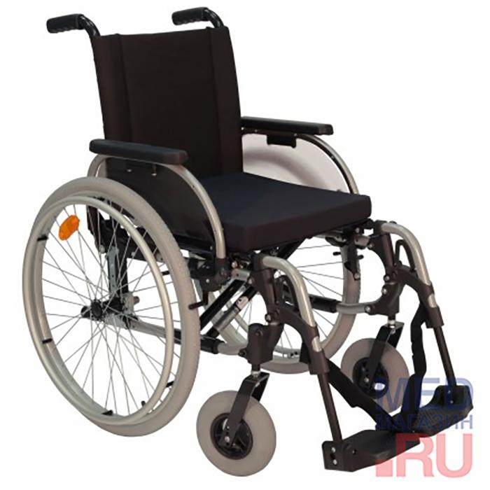 Кресло-коляска СТАРТ (комплект 1: базовая комплектация) Ottobock фото