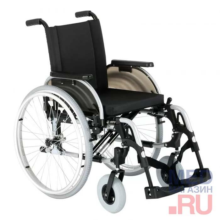 Инваллидная кресло-коляска ОТТО БОКК Старт Эффект (Ottobock Start Effect)