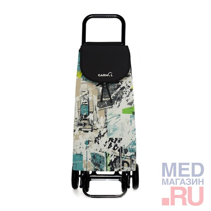 Купить Тележка с сумкой NEW YORK шасси G4 (218G4 NY), Garmol, Испания