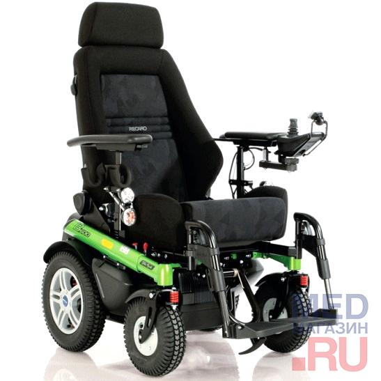 Кресло-коляска электрическая ОТТО БОКК B 600 (Ottobock 600)
