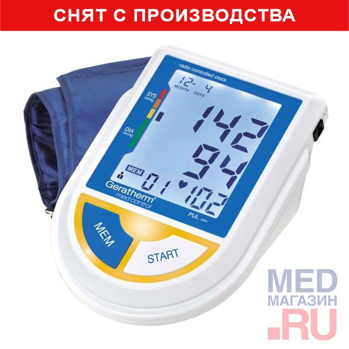 Автоматический тонометр Geratherm Med Control GT 5907 манжетой 22-30 см
