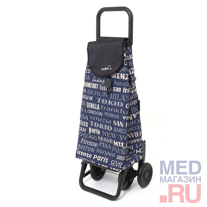 Купить Тележка с сумкой CITIES шасси G4P (218G4P CITIES), Garmol, Испания
