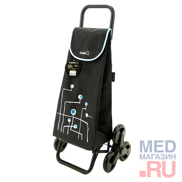 Купить Тележка с сумкой Bosque шасси G3х3 (218 3х3BQ), Garmol, Испания