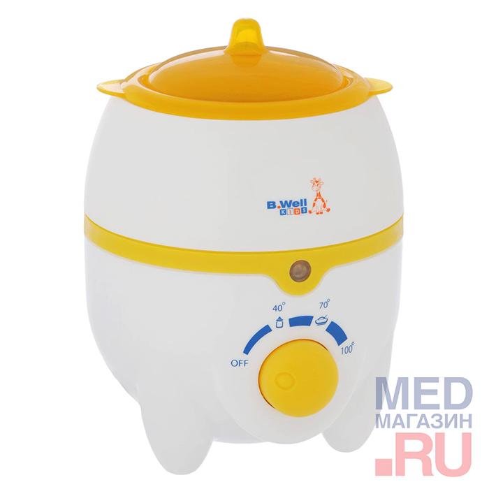 Подогреватель детского питания с функцией поддержания температуры b.well