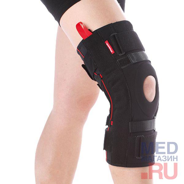 Купить Шарнирный коленный ортез 8359 Genu Direxa Stable Long OttoBock, Германия