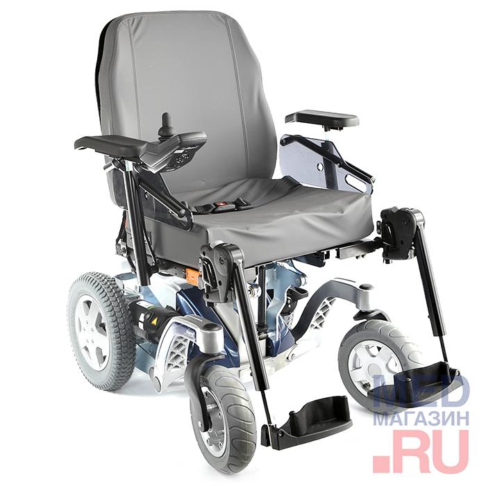 Инвалидная кресло-коляска с электроприводом Storm 4 (Invacare) фото