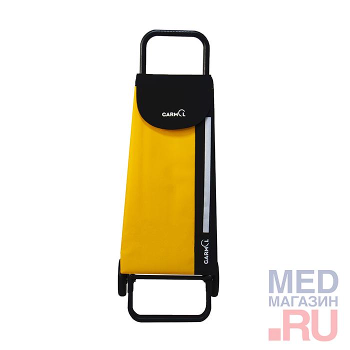 Тележка с сумкой BANDA шасси G2 (238G2 BAN), цвет желтый