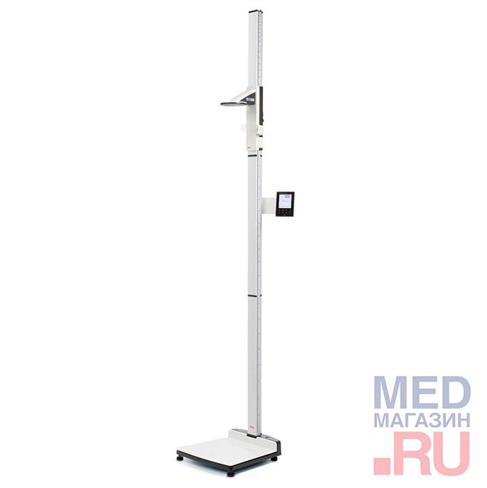 Весы медицинские электронные колонного типа seca, с принадлежностями: вариант исполнения 285
