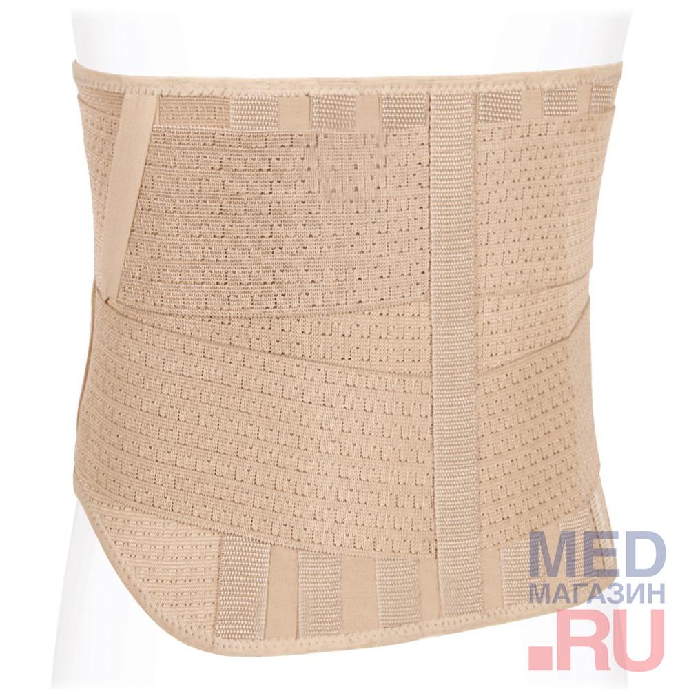 Купить ПРРУ-30 Корсет ортопедический, XL, Бежевый, Экотен, Россия