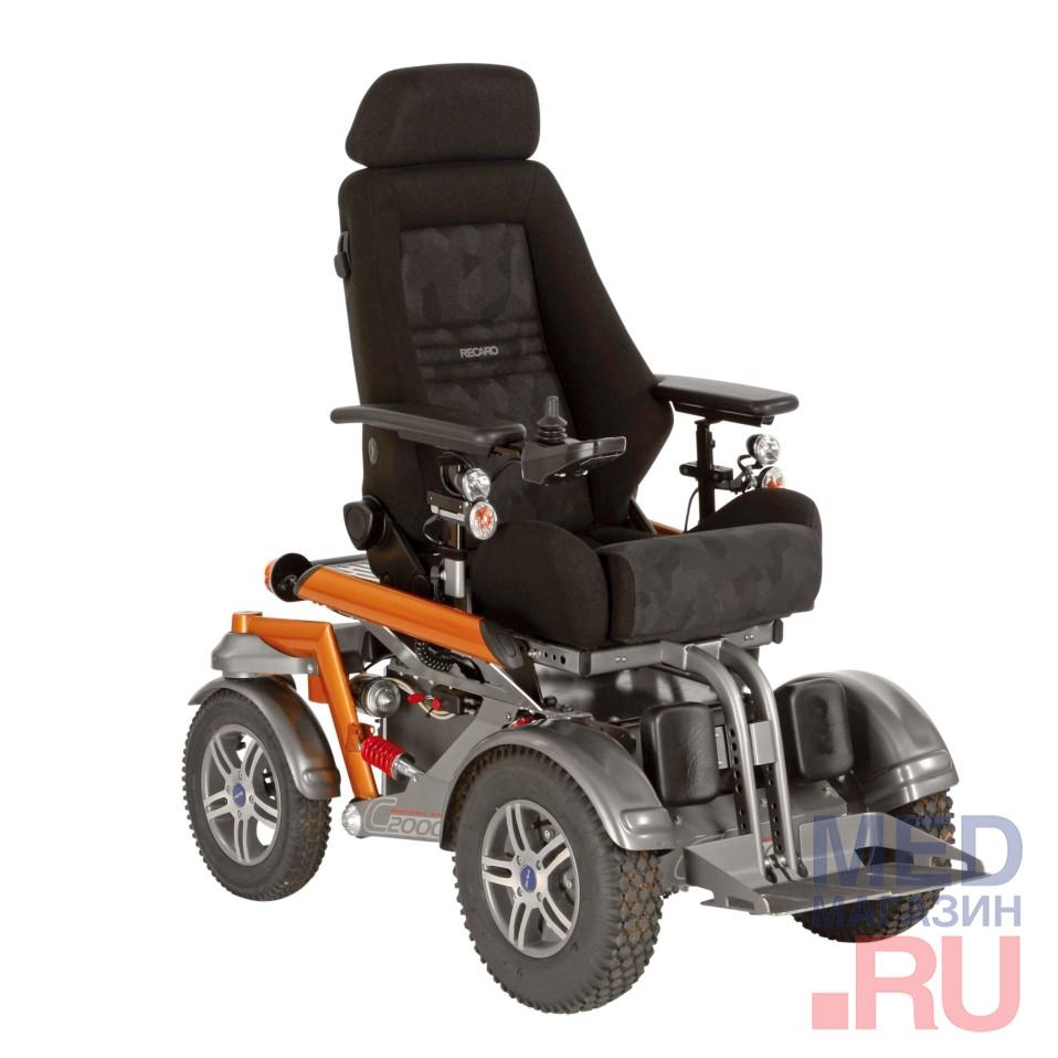Кресло-коляска электрическая ОТТО БОКК C-2000 (Ottobock C-2000)