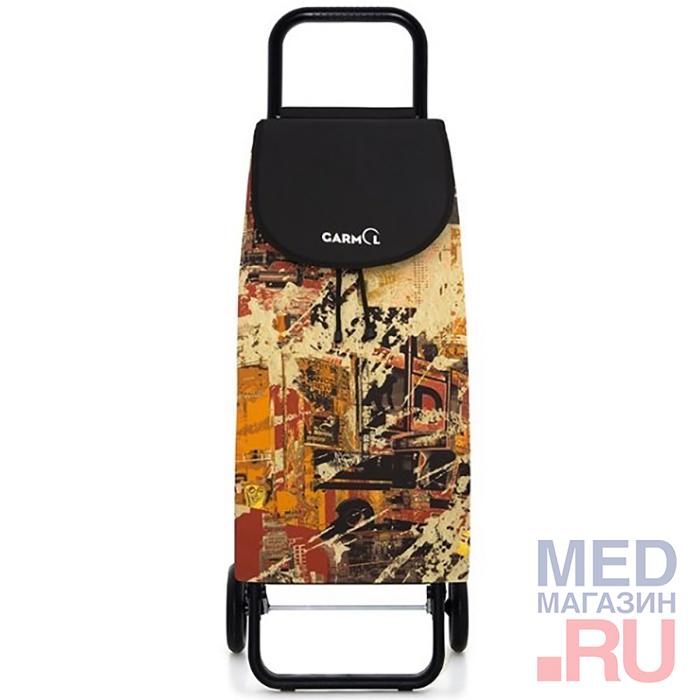 Купить Тележка с сумкой NEW YORK шасси G2 (218G2 NY), C-713, бежевое авто, Garmol, Испания