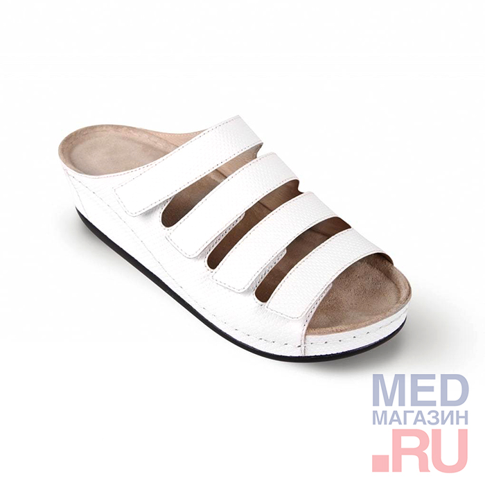 Купить LM-503.005 Обувь ортопедическая малосложная LM ORTOPEDIC, бел., жен., Luomma, Финляндия
