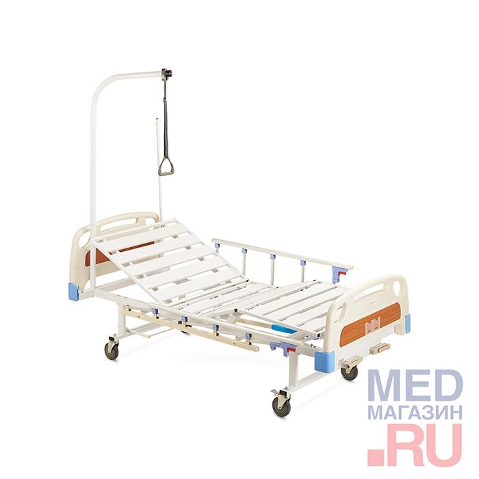 Кровать медицинская механическая Армед РС105-Б