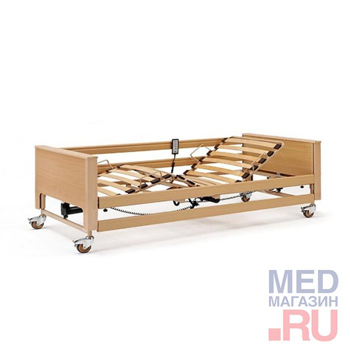 Кровать многофункциональная с электроприводом Arminia II (Burmeier)