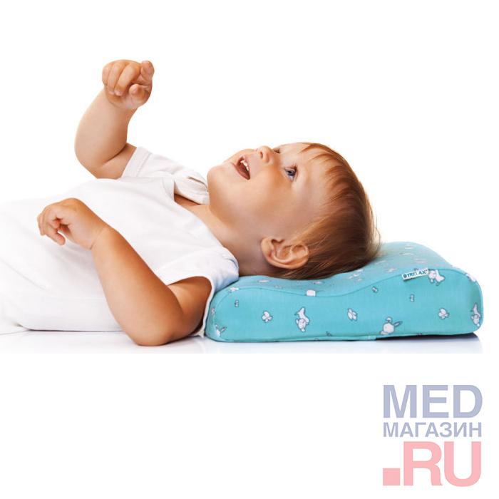 Купить П28 Ортопедическая подушка под голову PRIMA, Trelax, Россия