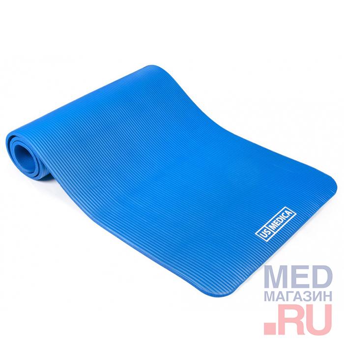 Купить Спортивный коврик US Medica Comfort Fit синий, США