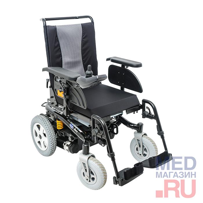 Инвалидная кресло-коляска с электроприводом