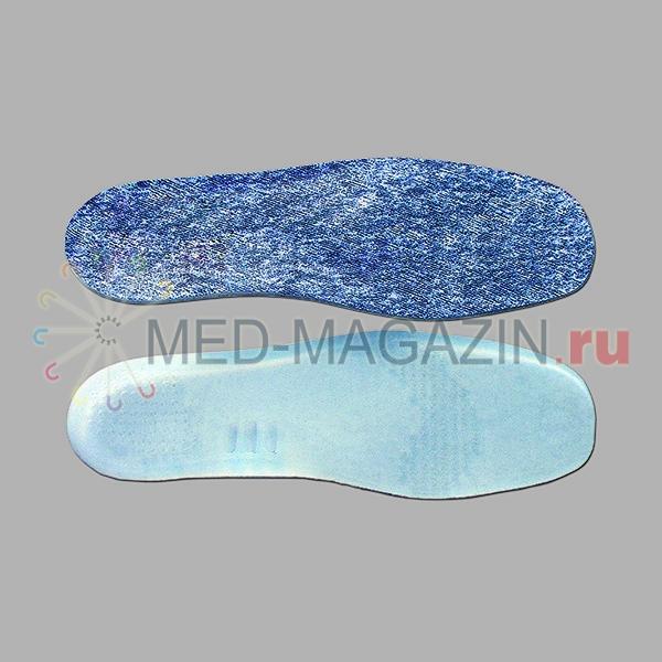 Ортопедические силиконовые стельки в спб
