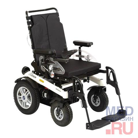 Инвалидная кресло-коляска с электроприводом Bora (Invacare)