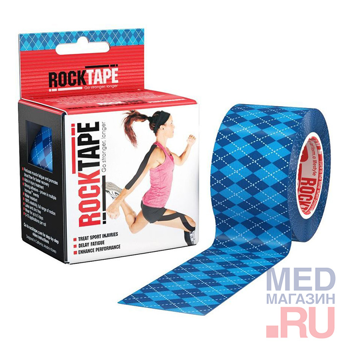 Тейп Rocktape design фото