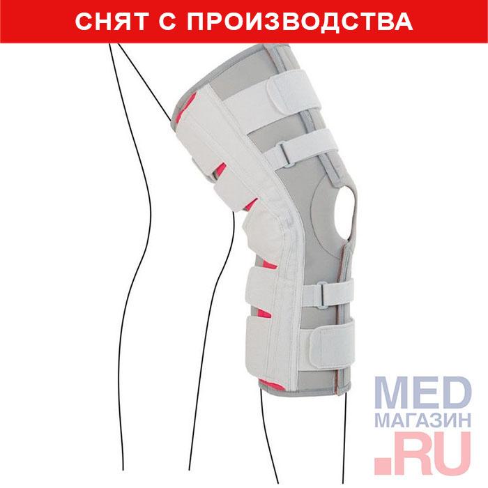 8368 Шарнирный коленный ортез Genu Direxa