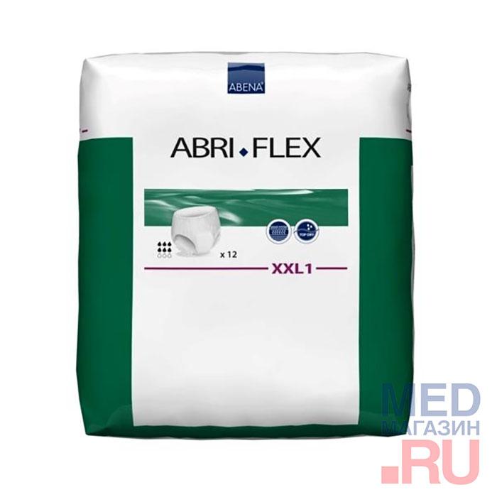 Подгузники-трусики для взрослых Abri-Flex XXL1 (12 шт/уп)