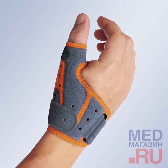 Купить M770 Ортез для большого пальца, серый, Orliman, Испания