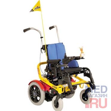 Инвалидная кресло-коляска электрическая ОТТО БОКК Скиппи (Ottobock Skippy)