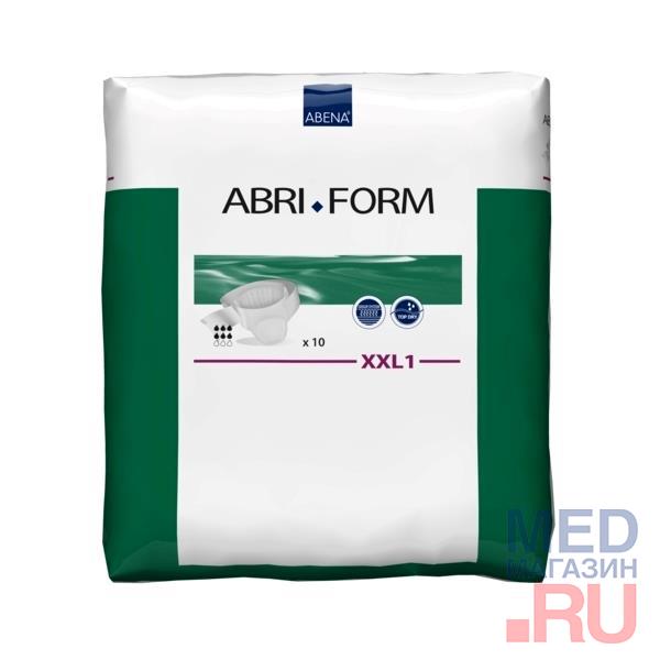 Подгузники для взрослых Abri-Form XXL1 (10 шт/уп)