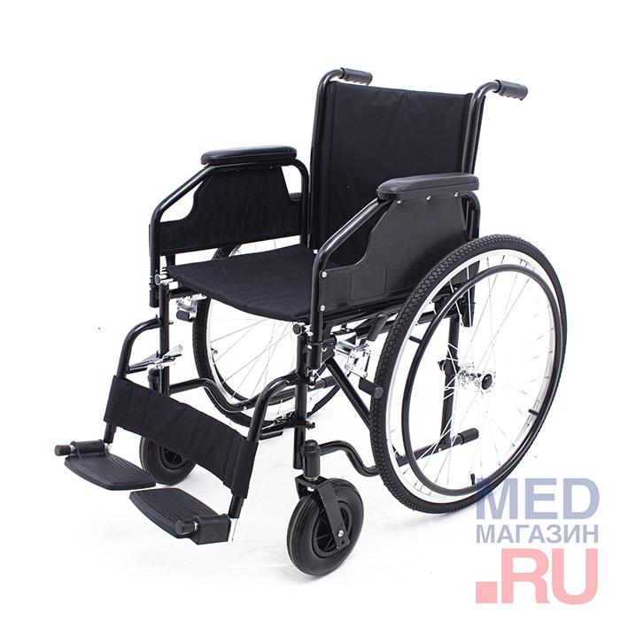Кресло-коляска механическое Barry A3 43 см. фото