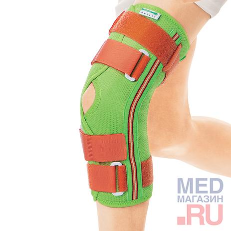 RKN-203(P) Ортез детский разъемный коленный (тутор) Orlett