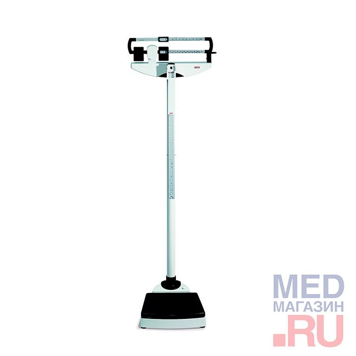 Весы медицинские механические колонного типа seca, с принадлежностями: вариант исполнения 700 с поверкой