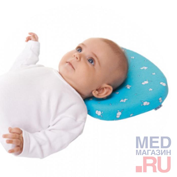 Купить П27 Ортопедическая подушка под голову MIMI, Trelax, Россия