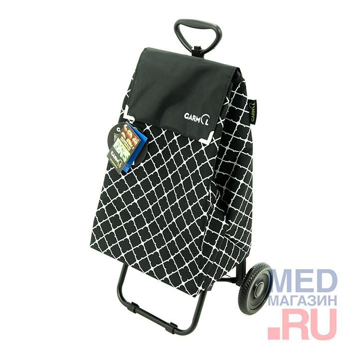 203TL ZZ Тележка с сумкой Garmol Telescopico Zigzag фото