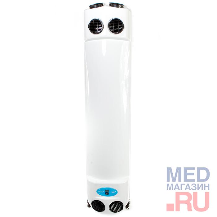 Кварцевая лампа и бактерицидный облучатель Дезар-6