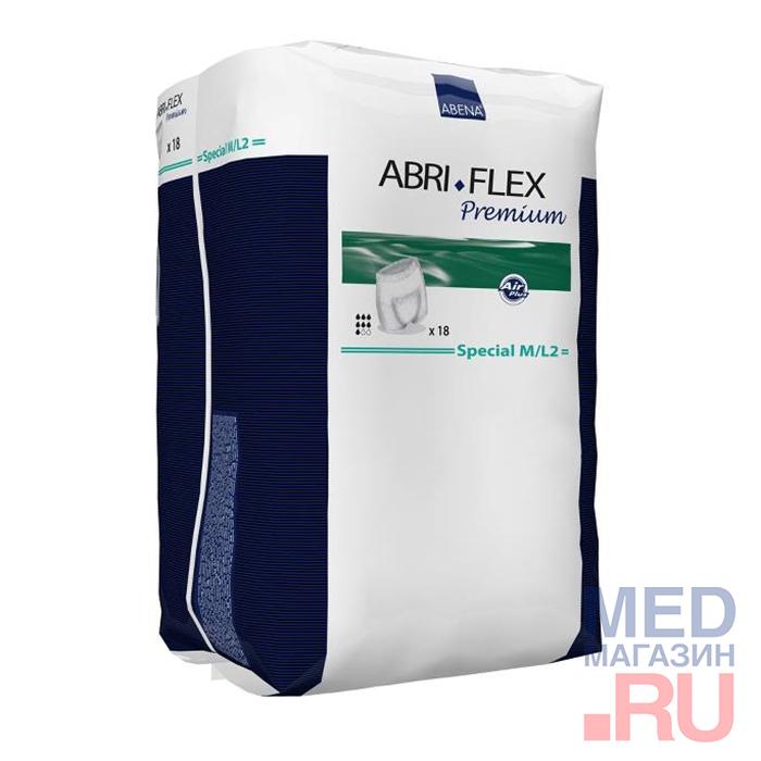 Подгузники-трусики для взрослых Abri-Flex Special  M/L2 (18 шт/уп)