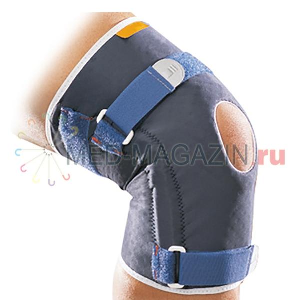 0335 Усиленный коленный спортивный ортез, Thuasne, Франция  - купить со скидкой